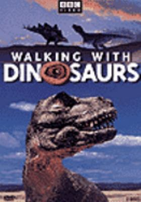 Cover image for Walking with dinosaurs