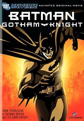 Cover image for Batman. Gotham knight