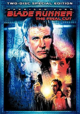 Cover image for Blade Runner the final cut