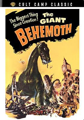 Cover image for The giant behemoth