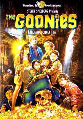 Cover image for The goonies