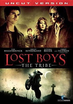 Cover image for Lost boys the tribe