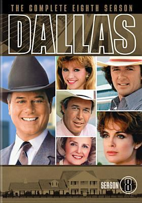 Cover image for Dallas. The complete eighth season