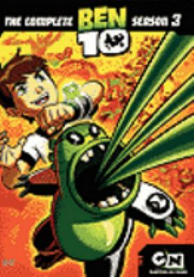 Cover image for Ben 10. The complete season 3