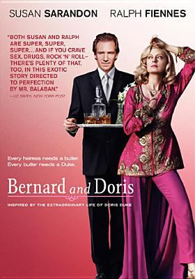 Cover image for Bernard and Doris