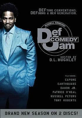 Cover image for Russell Simmons' Def comedy jam