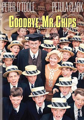 Cover image for Goodbye, Mr. Chips