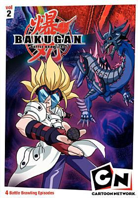 Cover image for Bakugan, battle brawlers. Vol. 2, Game on