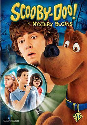 Cover image for Scooby-Doo! The mystery begins