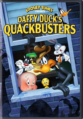 Cover image for Daffy Duck's quackbusters