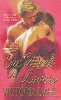 Cover image for One week as lovers