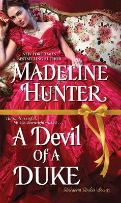 Cover image for A devil of a duke