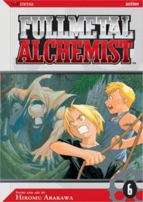 Cover image for Fullmetal alchemist. 6