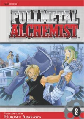 Cover image for Fullmetal alchemist. 8