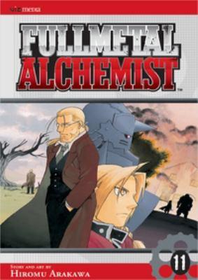 Cover image for Fullmetal alchemist. 11