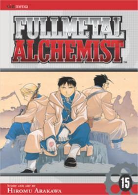 Cover image for Fullmetal alchemist. 15