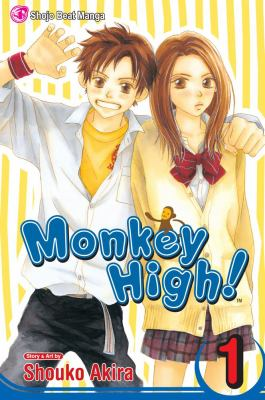 Cover image for Monkey high! Vol. 1