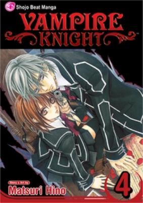 Cover image for Vampire knight. Vol. 4
