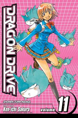 Cover image for Dragon drive. Vol. 11, Trust