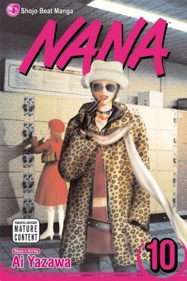Cover image for Nana. Vol. 10