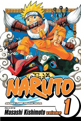 Cover image for Naruto. Vol. 1, The tests of the Ninja