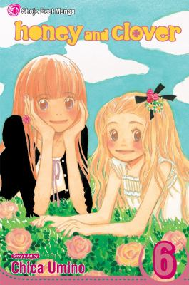 Cover image for Honey and clover. Vol. 6