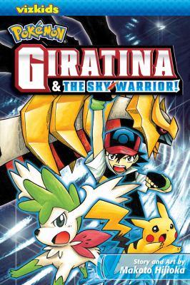 Cover image for Pokémon. Giratina & the Sky Warrior!