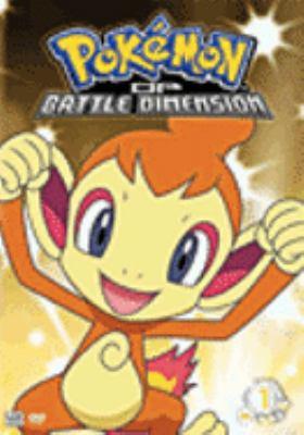 Cover image for Pokemon, Diamond and pearl battle dimension. Vol. 1