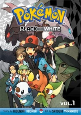Cover image for Pokémon black and white. Vol. 1