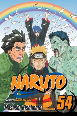 Cover image for Naruto. Vol. 54, Peace viaduct