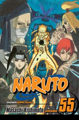 Cover image for Naruto. Vol. 55, The great war begins