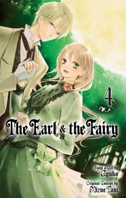 Cover image for The earl & the fairy. 4