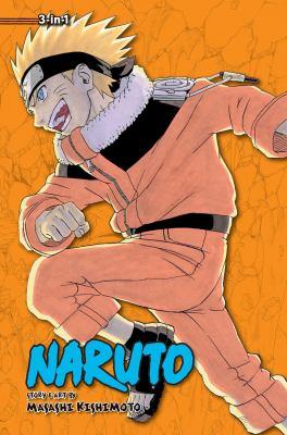 Cover image for Naruto 3-in-1. Volume 6