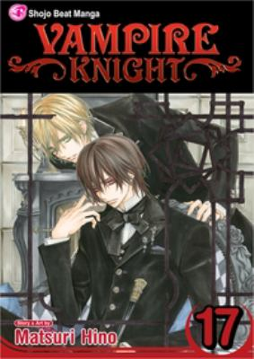 Cover image for Vampire knight. Vol. 17