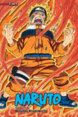 Cover image for Naruto 3-in-1. Volume 9
