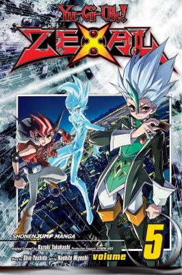 Cover image for Yu-Gi-Oh! Zexal. Vol. 5, Line world!!