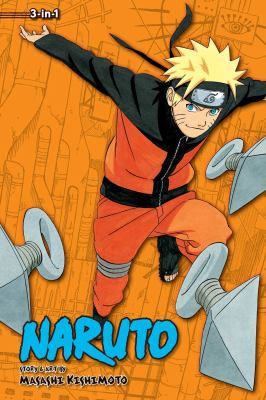 Cover image for Naruto 3-in-1. Volume 12