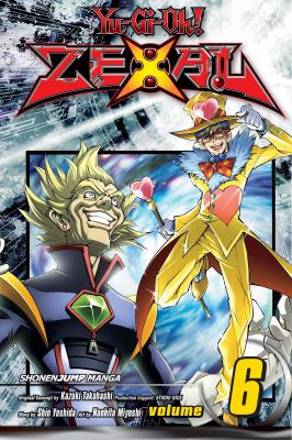 Cover image for Yu-Gi-Oh! Zexal. Vol. 6, Sins revealed!!