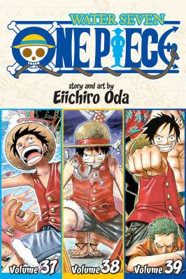 Cover image for One piece. Volumes 37-38-39, Water Seven