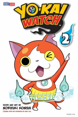 Cover image for Yo-kai watch. 2, [Beware the bristly germs]