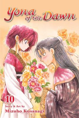 Cover image for Yona of the dawn. 10