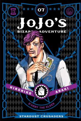 Cover image for JoJo's bizarre adventure. Part 3, Stardust crusaders. 07
