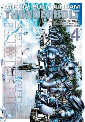 Cover image for Mobile suit Gundam Thunderbolt. 4