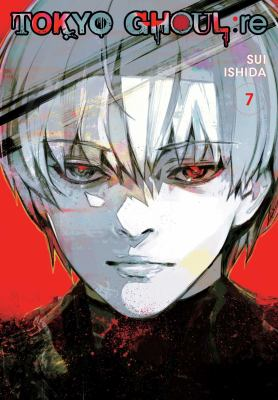 Cover image for Tokyo ghoul : re. 7