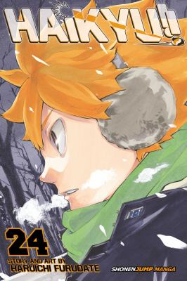 Cover image for Haikyu!! 24, First snow
