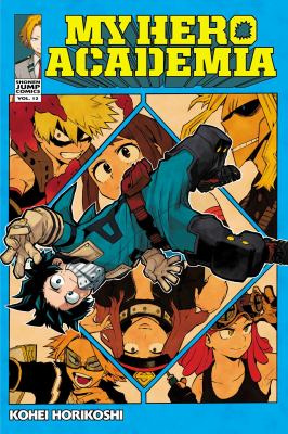 Cover image for My hero academia 12 : The test