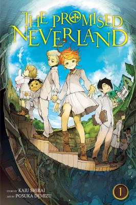 Cover image for The promised Neverland. 1, Grace Field House