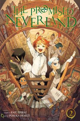 Cover image for The promised Neverland. 2, Control