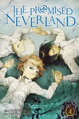 Cover image for The promised Neverland. 4, I want to live