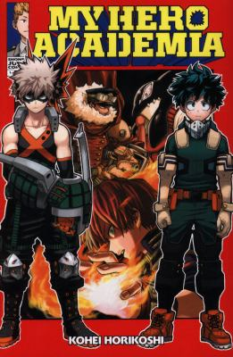 Cover image for My hero academia. 13, A talk about your quirk
